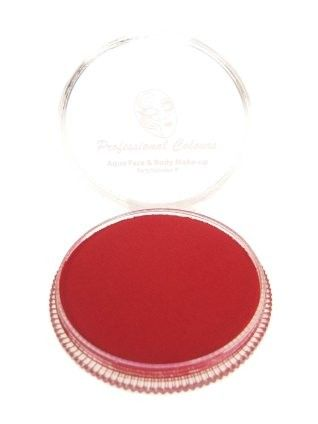 PXP Aqua face & body paint Ruby Red