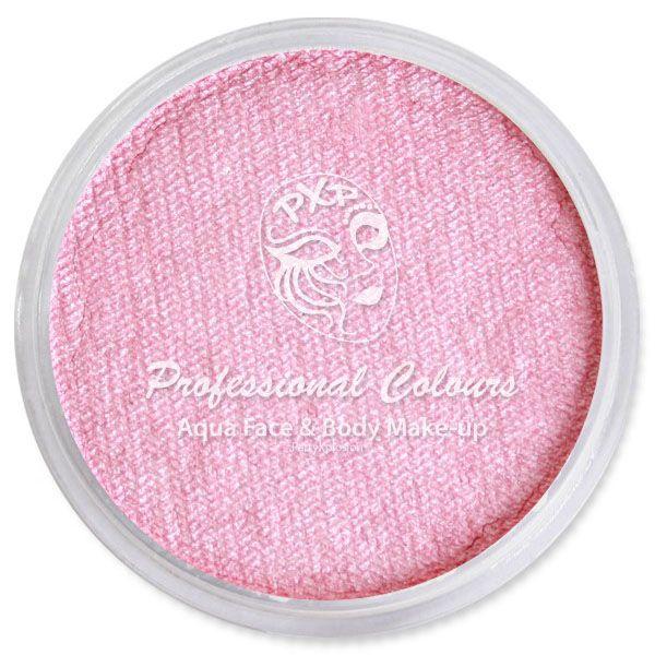 PXP PartyXplosion Metallic facepaint Soft Pink