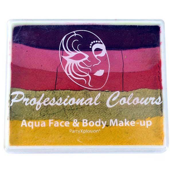 PXP one stroke Red Pink Golden Orange Metallic Gold Yellow
