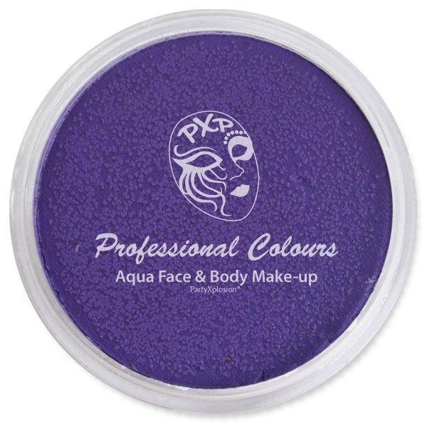 PXP PartyXplosion face paint Violet Blacklight