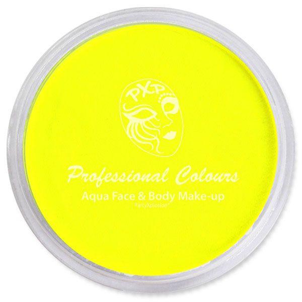 PXP PartyXplosion Special FX facepaint Neon Yellow