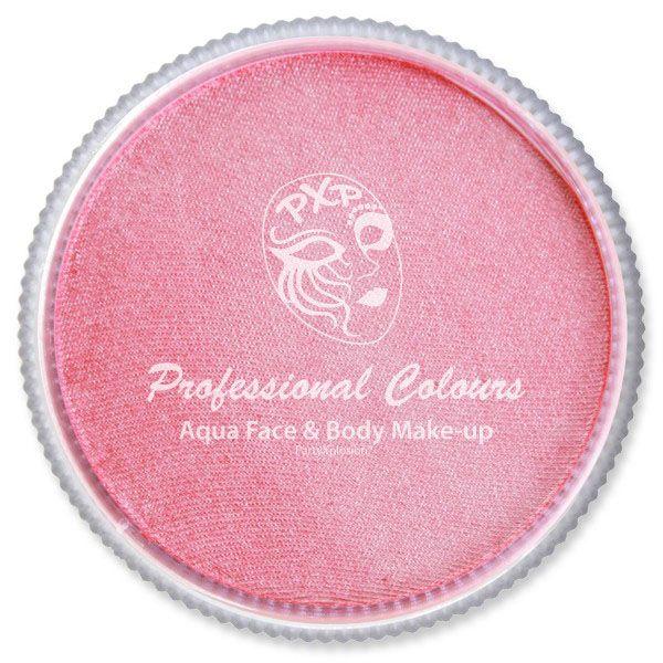 PXP Metallic face paint FSWS-P1C fuchia PartyXplosion