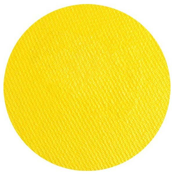 Superstar Face Paint Interfer Yellow Shimmer colour 132