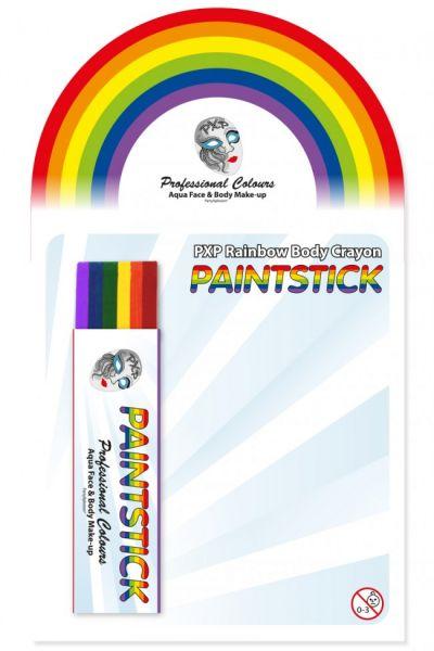 PXP Rainbow face paint stick
