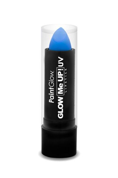 PaintGlow UV lipstick blue