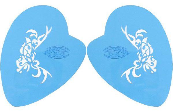 PXP Face Paint Stencils Tribal butterfly