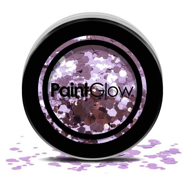 PaintGlow Chunky cosmetic glitters Helter Skelter