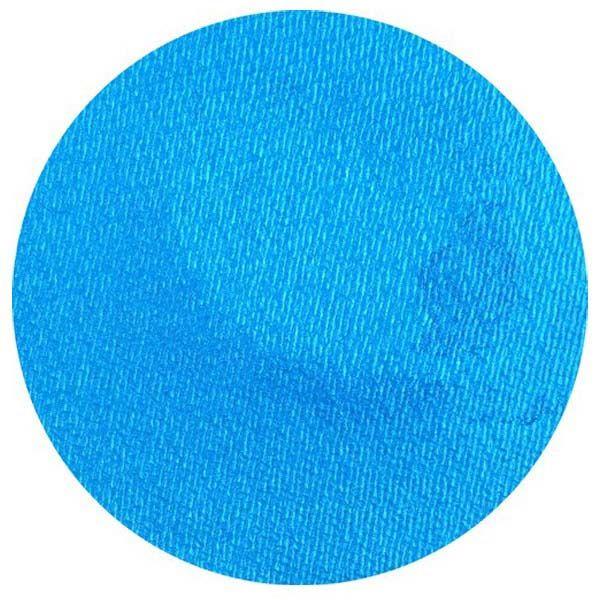 Superstar Face paint Sky London blue shimmer colour 213