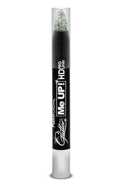 PaintGlow HD paint liner glitter silver