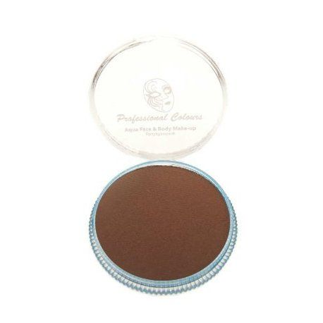 PXP Aqua face & body paint Brown