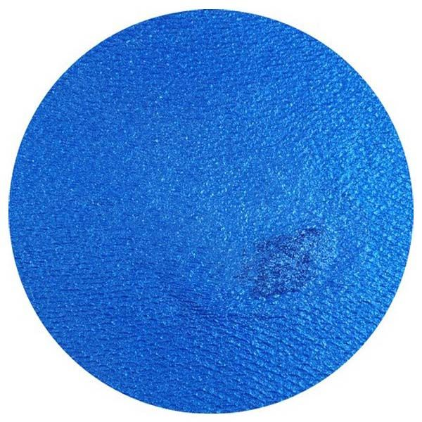 Superstar Aqua Face & Bodypaint 45 gram Mystic Blue Shimmer color 137