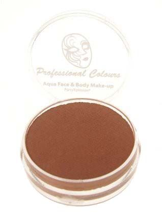 PartyXplosion Aqua face & body paint Light Brown