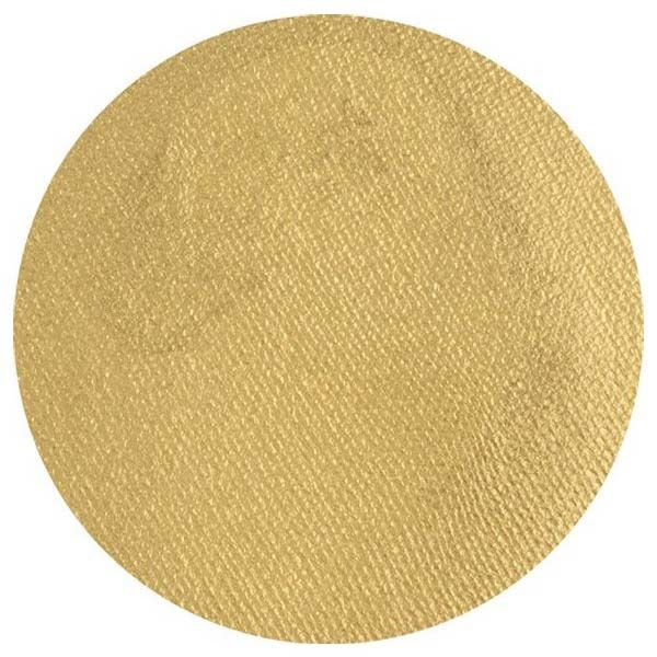 Superstar Face Paint Gold Shimmer colour 057