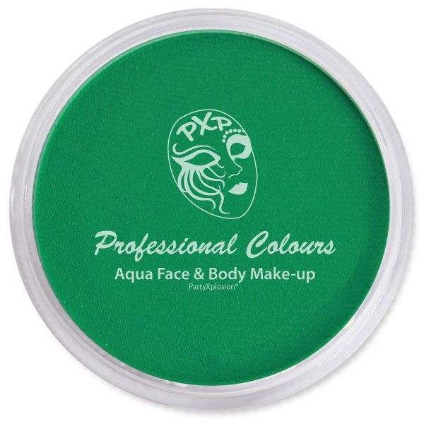 PXP PartyXplosion face paint Emerald Green