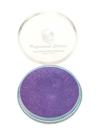 PXP Aqua face & body paint Pearl Gothic Plum