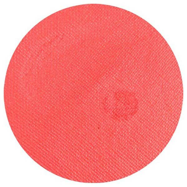 Superstar Face Paint Interfer Red Shimmer colour 133